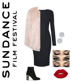 """""""Sundance Festival"""" by jacslove ❤ liked on Polyvore featuring Sans Souci and Effy Jewelry"""