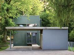 Haus am Seeufer Langenargen Architekten Geckeler