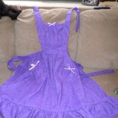 Steph's Purple Apron