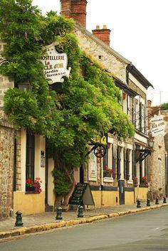 Barbizon, France.