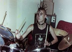 Rob Miller Amebix The Adicts, Anarcho Punk, Crust Punk, 80s Punk, Stay Wild Moon Child, Stone Roses, Psychobilly, Diy Clothing, New Wave