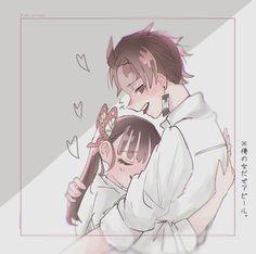 Slayer Anime, Anime Ships, Anime Couples, Fan Art, My Favorite Things, Character, Anime Love Couple, Anime Characters, Anime Couples Manga