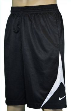 Nike Men`s Basketball Shorts Black