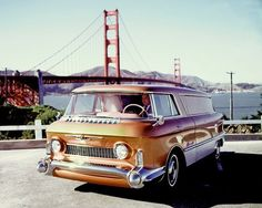 GM : 1955 GMC L'Universelle | Sumally