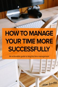 How to be more efficient, manage your time more successfully and discover top tools for increasing productivity in your every day work and life