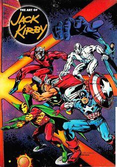 Jack Kirby - Google Search