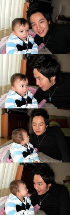 Jang Geun Suk OMG it's so cute and funny