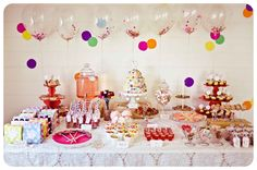 confetti, sprinkle party, 100's +1000's party, confetti party, confetti balloons, jumbo confetti, wall confetti, polka dots, dots, wall dots