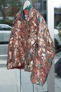 Anna Wilson, Textiles