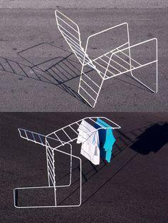 I dream, create and admire - Distendido - Designed by Guillem Ferran. via...