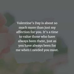 50 Valentine's day quotes and Valentine's day messages. Here are the best Valentine's day quotes and sayings to convey the love for your spe. Best Valentines Day Quotes, Valentines Day Messages, Romantic Messages, Sweet Messages, Valentine's Day Quotes, I Need You, Just Me, Quote Of The Day, Sayings