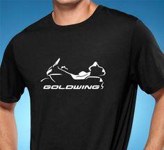 Goldwing,Damen T-Shirt,S-XXL,GL1800,Ladies,Winger,Let`s Roll,Biker Lady