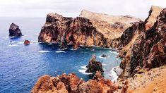 Ponta de São Lourenço - Caniçal, Madeira (Portugal).