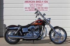$13,995 with 5,478 miles 2011 Dyna Wide Glide! You'll have to go to our website for a list of the extras on this Beauty...way too many to list here. http://www.americanbikes4you.com/vehicle/4756908/2011-harley-davidson-dyna-wide-glide-fxdwg-wichita-kansas-67207