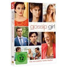 Gossip Girl - Die komplette fünfte Staffel [5 DVDs]: Amazon.de