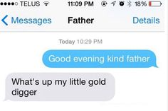 14 Moms And Dads Who Texted Their Kids And Won At Life  - Seventeen.com