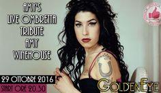 Amy's Tribute Amy Winehouse @ GoldenEye http://affariok.blogspot.it/