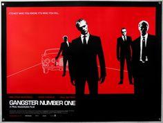 Gangster Number One UK Quad