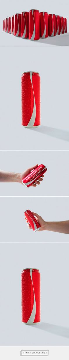 """""""#Labels are for #cans, not for #people"""" - #CocaCola Removes Its Logo by FP7 - http://www.packagingoftheworld.com/2015/07/coca-cola-removes-its-logo.html"""