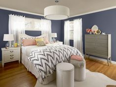 Popular Office Colors Elegant New Traditional Bedroom Walls Evening Dove Ceiling Baja Image Of In Exterior Ideas Color What Represents Stress Feng Shui For Living - Popular Bedroom Paint Colors Williams Home Best Bedroom Colors, Bedroom Paint Colors, Girls Bedroom, Bedroom Decor, Master Bedroom, Bedroom Ideas, Bedroom Inspiration, Bedroom Wall, Design Bedroom