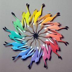 Leo Monahan — Rabbit Color Wheel  (700×700)