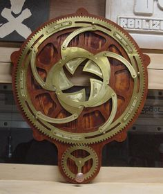 IRIS-3-half: Make an Awesome Mechanical Iris Build this beautiful, eye-opening portal with your CNC or laser cutter.
