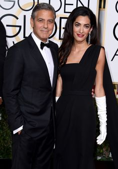 Our Favorite Moments from the 2015 Golden Globes  #InStyle