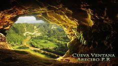 Cueva Ventana Arecibo Puerto Rico (HD)