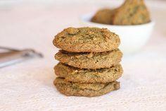 sunbutter cookies- vegan, vegan/paleo and straight paleo versions!