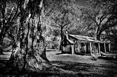 High Country Hut  Snowy Mountains, New South Wales, Australia.                  Comments and faves             T-mo Supremo    (52 months ago | reply)    Cool shot!     ★    scottmontreal added this photo to their favorites. (52 months ago)