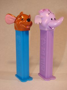 Pez - and its myriad dispensers - a favorite for over 50 years.