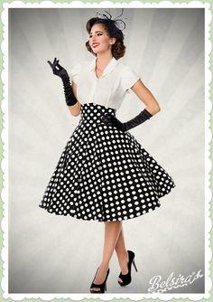 Abendkleider 50er style