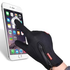 Item name: Horse riding gloves/Ridding gloves/touch screen glovesColor: BlackMaterial: Diving material/fleece/leatherFunction: Windproof/waterproof/warmApplication: Hiking/horse riding/fishing/driving/traveling/climbing Horse Riding Gloves, Mittens Pattern, Mitten Gloves, Horseback Riding, Equestrian, Fashion Accessories, Horses, Diving, Warm