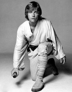 Mark Hamill as Luke Skywalker   Happy birthday for September 25th. #Libra www.horoscopegangsta.com