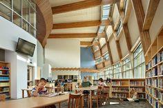 Machias Elementary School, Snohomish School District - NAC Architecture: Architects in Seattle & Spokane, Washington, Los Angeles, California