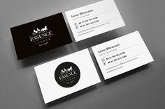 25+ new business cards - Best of February 2013 - Blog of Francesco Mugnai