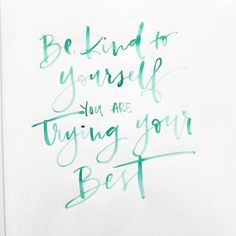 Stop beating yourself up for not meeting expectations.  Give yourself the kindness you offer to others.  You're doing your best already so thank yourself for doing so.  Love yourself more.  Namaste.  x