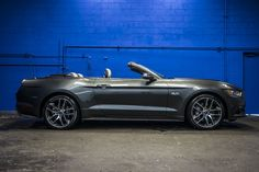 2015 Ford Mustang GT Edition Convertible! Looks like an Aston Martin!