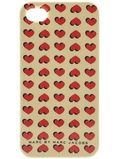 Marc by Marc Jacobs Light Hearted PC Phone Case | Piperlime