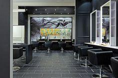 Donato Salon + Spa Shops at Don Mills, Toronto (A.R.E Awards) store design