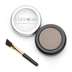 Eyebrow Powder Putty by Marie-José | Ash Blond Mineral Eyebrow Make Up for Perfectly Defined Brows | Includes angled nylon powder brush | Box lasts 6 months | 100% Satisfaction Guarantee! Marie-José http://www.amazon.com/dp/B00M42I1G2/ref=cm_sw_r_pi_dp_2-YIub17TE7AS