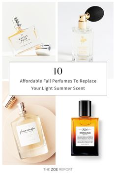 Perfume, fall fashion, fall style, fall trends Beauty Secrets, Beauty Tips, Beauty Products, Beauty Hacks, Hair Beauty, Fashion Fall, Fashion 2020, Perfume Oils, Perfume Bottles