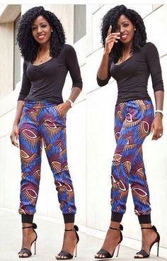 cool Pantalon en Wax ~African fashion, Ankara, kitenge, African women dresses, Africa... by http://www.redfashiontrends.us/african-fashion/pantalon-en-wax-african-fashion-ankara-kitenge-african-women-dresses-africa/