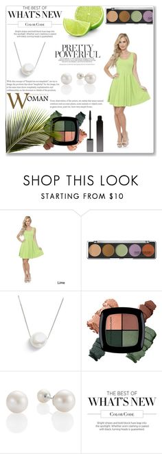 """""""Green luxury"""" by almir-djulo-designs on Polyvore featuring moda, White Mark, MAKE UP FOR EVER, Chan Luu, Martha Stewart i Serge Lutens"""