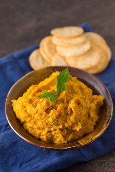 Sweet Potato and Cashew Nut dip-10