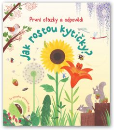 Lift-the-flap First Questions and Answers How Do Flowers Grow? This stylish, highly illustrated, interactive book is perfect for sharing with young children, and introduces science using a friendly lift-the-flap format. Question And Answer, This Or That Questions, Easter Books, Make It Rain, Gardening Books, Science Books, What Is Like, Childrens Books, Kid Books