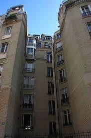 Auguste Perret, Maison rue Franklin, vue de derrière