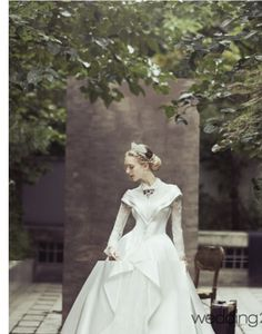 중세시대 드레스, 헤