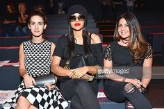 """16.3k Likes, 47 Comments - Kali Hawk (@kalihawk) on Instagram: """"😎Hiding in plain sight with my #WCW gals @nataliezfat & @andriaholly 🙋🏽Thanks #VivienneTam for…"""""""