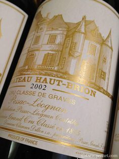 A fine Bordeaux with a long history Stress, Bordeaux, Alcohol, Wine, History, Drinks, Bottle, Products, Rubbing Alcohol